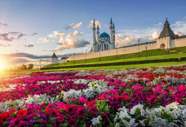 Татарстан расположился на 7-ой строчке списка самых счастливых регионов РФ