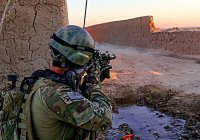 Американский спецназ вошел в Ракку