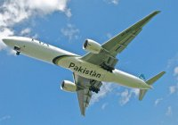 Самолёт из ОАЭ чудом избежал крушения в Пакистане