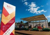 В Нижнекамске открыли обновленный городской пляж «Кама»