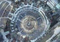 Невероятные кадры Запретной мечети, снятые с дрона