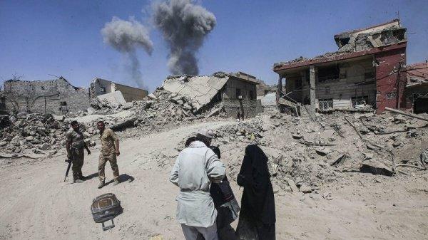 В Мосуле продолжают ловить боевиков ИГИЛ.