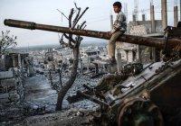 Правозащитники назвали число жертв войны в Сирии