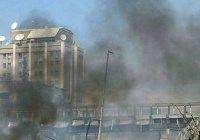 Боевики обстреляли посольство России в Дамаске