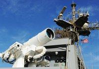 США испытали в Персидском заливе лазерное оружие (Видео)