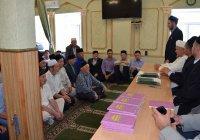 Выпускникам медресе имени 1000-летия принятия Ислама вручили дипломы