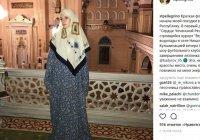 Дочь пресс-секретаря президента России надела хиджаб