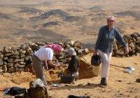 В пустыне Иордании нашли сотни древних пирамид