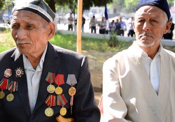 Всего в Узбекистане проживают 1615 участников войны.