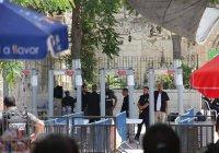 Мусульмане отказались молиться на Храмовой горе