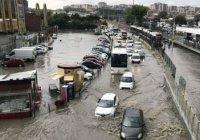 Масштабный потоп в Стамбуле