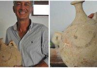 Самый древний смайлик нашли в Турции