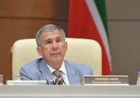 Минниханов: Макроэкономические показатели РТ показывают неплохую динамику