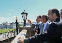 Минниханов: Мы высоко ценим сотрудничество между Татарстаном и Ираном