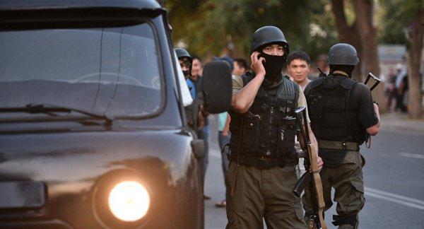 Вернувшегося изСирии боевика задержали вКиргизии поподозрению вподготовке теракта