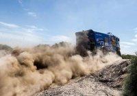 «КАМАЗ» остается лидером после 11 этапов «Шелкового пути»