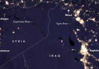 Война погрузила Сирию и Ирак во тьму