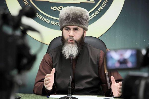 Салах-Хаджи Межиев.