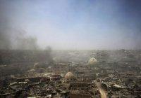 В ходе операции по освобождению Мосула погибли 40 тысяч мирных жителей