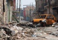 Турция выразила готовность помочь восстановить Мосул