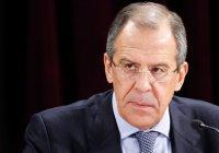 Лавров обсудил ситуацию вокруг мечети Аль-Акса с главой МИД Иордании