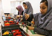 Афганские школьницы завоевали медаль международного конкурса по робототехнике