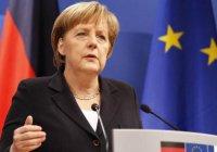 Ангела Меркель заявила о намерении ужесточить меры против Турции