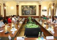 Минтимер Шаймиев встретился с сообществом журналистов «Друзья – сябры»