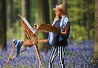 В Челнах провели урок пленэрной живописи
