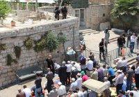 Махмуд Аббас призвал США вмешаться в ситуацию вокруг Храмовой горы
