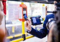 В Челнах тестируют систему оплаты проезда смартфоном