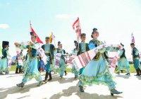 На всероссийском Сабантуе сбылась мечта президента Татарстана