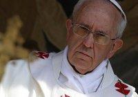 Папа Римский призвал к диалогу в Иерусалиме