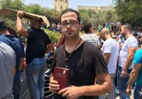 Христиане провели в Вифлееме акцию в поддержку мусульман
