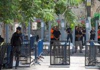 Израиль демонтирует металлодетекторы на входе в Храмовую гору
