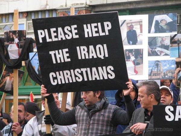 ВСША запретили депортировать 1,4 тыс. жителей Ирака