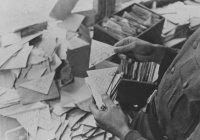 В Казани собирают фронтовые письма