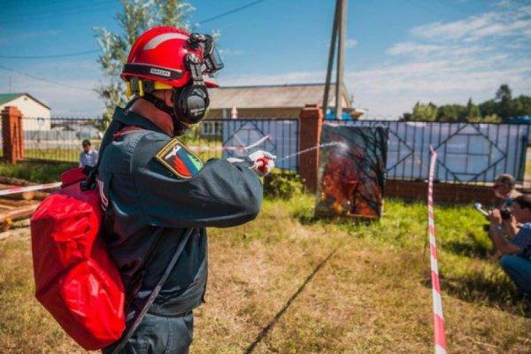 Конкурс лесной пожарный