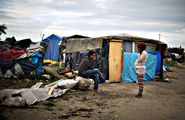 Сотни детей прибыли в Европу без сопровождения взрослых.