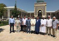 Муфтий РТ посетил могилы выдающихся мусульманских ученых