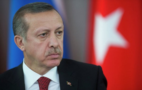 Реджеп Тайип Эрдоган.