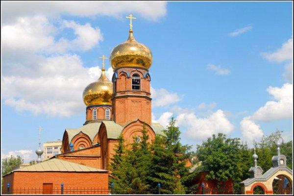 Свято-Вознесенский собор, Набережные Челны.