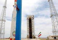Иран запустил в космос ракету-носитель