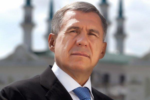 Минниханов вошел в десятку медиарейтинга глав регионов РФ в сфере ЖКХ