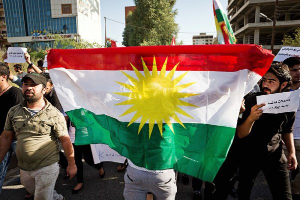 Референдум о независимости Иракского Курдистана.