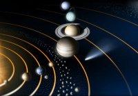 Коран и наука: движение тел в космосе