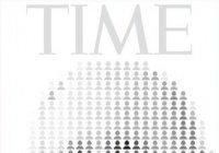 Зашифрованный портрет Путина появился на обложке журнала Time