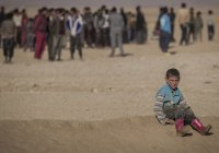 Власти Таджикистана пытаются вернуть из Сирии и Ирака 250 детей