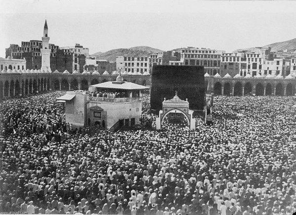 """""""..в Медине была так называемая Казанская мечеть, казанское медресе.."""""""
