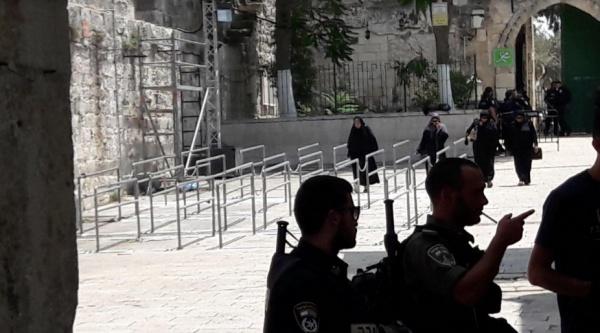 Власти Израиля демонтировали металлоискатели.